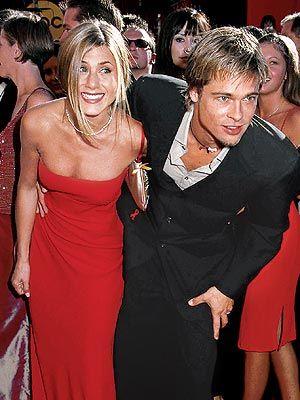 SEPTEMBER 2000 Brad Pitt, Jennifer Aniston