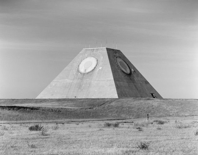 Why Did the U.S. Build an Uncapped Pyramid Complete With an All Seeing Eye in the Middle of Nowhere?