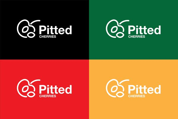 Michal Sycz Branding - Pitted Cherries