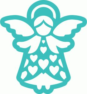Silhouette Design Store - View Design #80987: sweet angel
