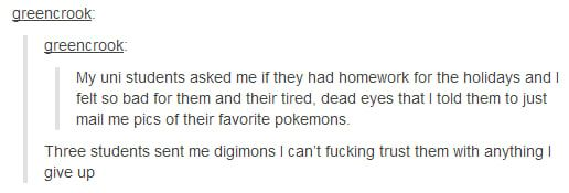 Literally Just 24 Really Funny Tumblr Posts About Pokémon
