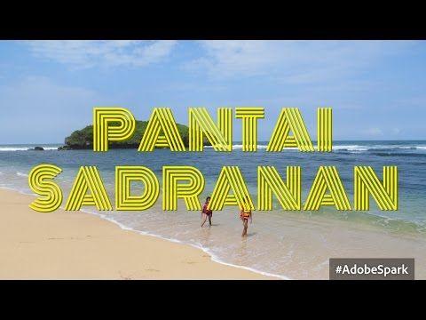 PANTAI SADRANAN GUNUNG KIDUL - YouTube