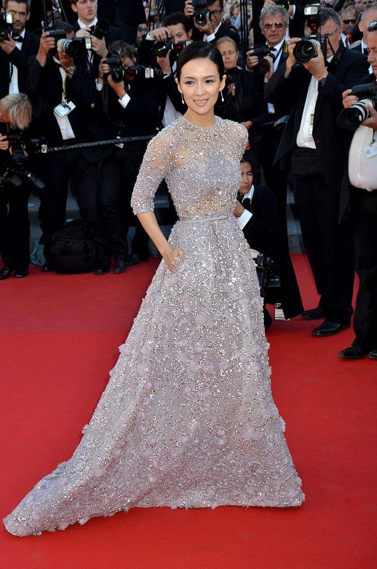 Festival Internacional de Cine de Cannes 2013 alfombra roja red carpet photocall - Zhang Ziyi | Galería de fotos 31 de 335 | Vogue México