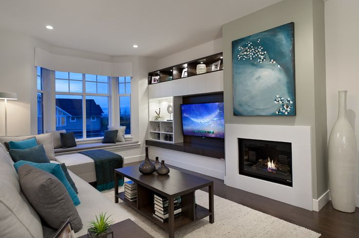 Wall Units, Built In Entertainment Center With Fireplace Modern: Astonishing Modern Wall Unit Entertainment Centers