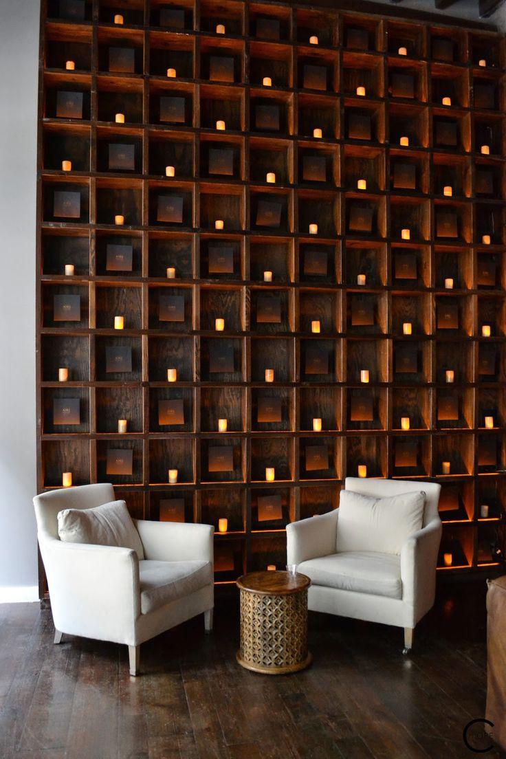 Spa   AIRE SOHO NYC   blogtourNYC   MR.STEAM   by C-More interior Design blog   Interieuradvies blog
