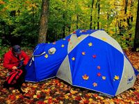 Canisbay Campground Campsite