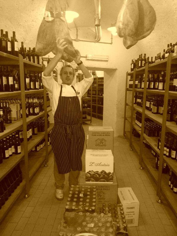 Winery Restaurant in Rome - Settimio all'Arancio