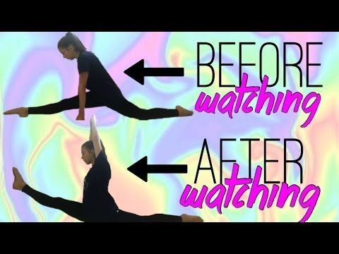 how to get your splits fast easy simple for beginners