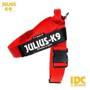 JuliusK9 IDC Innova Dog Comfort Red Belt Harness Size 1 ** Click image to review more details. Note: It's an affiliate link to Amazon.