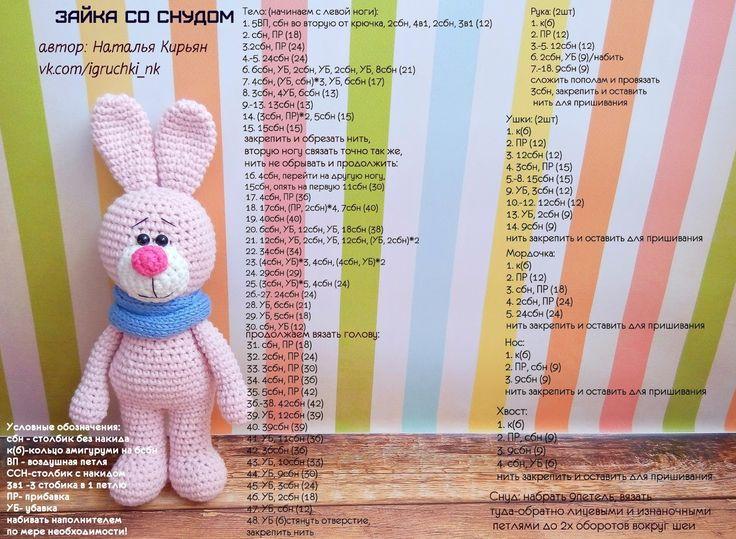 Amigurumi,amiguurmi free pattern,amigurumi animals,amigurumi animals pattern,amigurumi bunny,bunny free pattern,amiguumi tavşan yapımı,örgü oyuncak,handmade bunny,crochet toys pattern