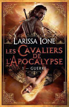 [eBook Gratuit] Les Cavaliers De l'Apocalypse - Larissa Ione : Tome 1 à 4 {En Cours}