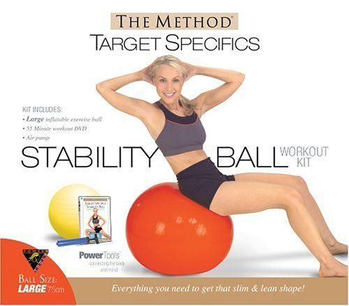 Balance Ball Dvd: 1684 Best Workout DVDs Images On Pinterest