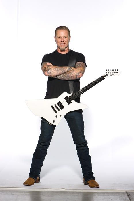 James Hetfield / Metallica