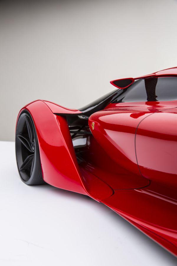 Ferrari F80 on Behance
