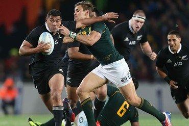 VIDEO HIGHLIGHTS: All Blacks Vs South Africa Springboks, Rugby Championship 2013, Ellis Park