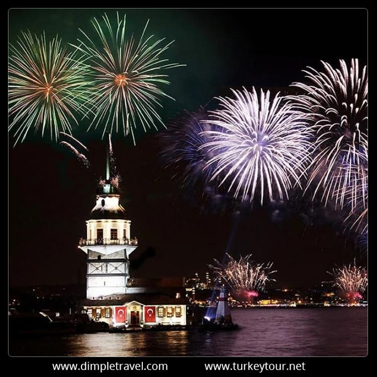 Istanbul is the city where you would like to be, when the time comes to be changed the years.  http://www.turkeytour.net/new-years-eve-party/  #Turkeytour #travel #newyear #istanbul #holidayparty #yeniyıl