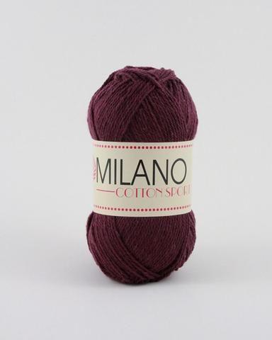 Milano Cotton Sport 23 - Burgundy