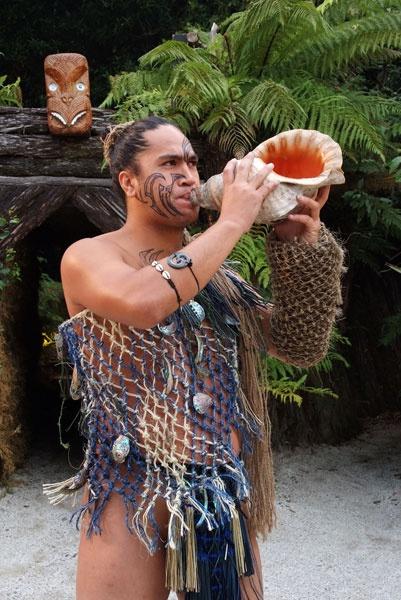 Tamaki Maori Village - Rotorua, NZ