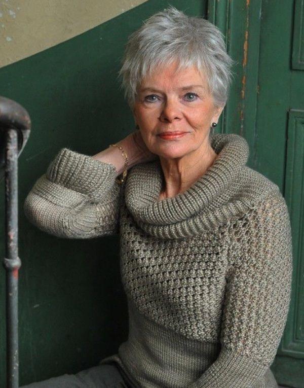 70 Anti-Aging-Kurzhaarfrisuren für ältere Frauen #Kurzhaarfrisuren für Frauen