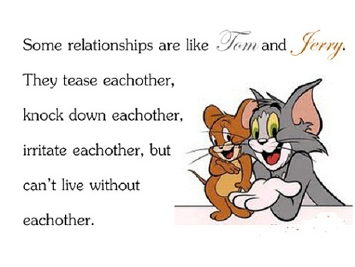 tom and jerry relationship tumblr