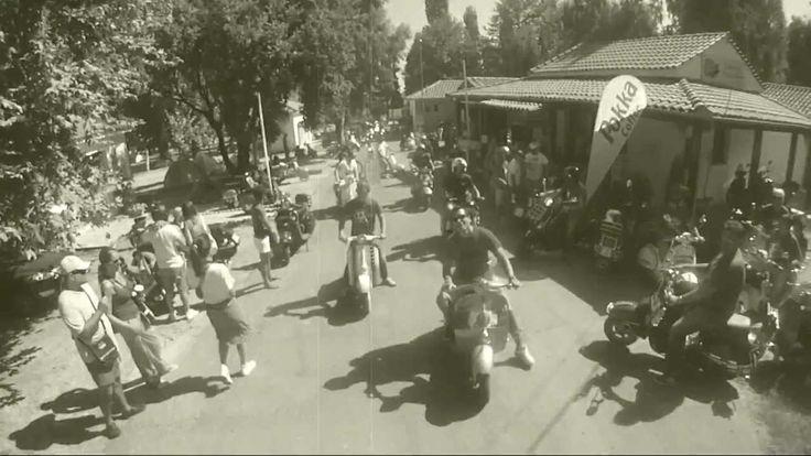 #VespaClub #Volos Vespa Club Drama - 26η Πανελλήνια Βόλος - Πήλιο