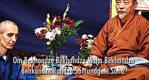 The most Venerable Zasep Rinpoche guides a full Medicine Buddha healing visualization meditation followed by the amazing vocals of Yoko Dharma chanting the Medicine Buddha mantra for several minutes. Sit straight, close your eyes and let Rinpoche guide you with the healing light and nectar of the great Medicine Buddha, then chant along with Yoko …