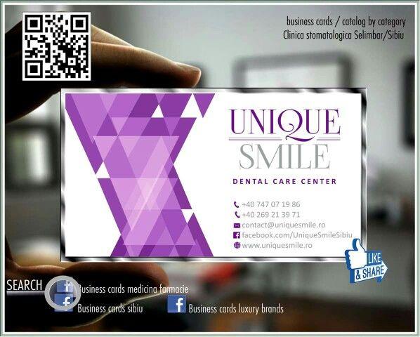 Business cards medicina farmacie
