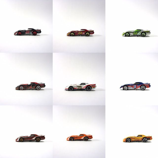 The Western Diecast Review: Casting Up-to-Date: '76 Greenwood Corvette...