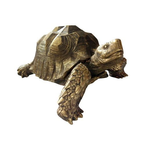 Mock Turtle Sculpture
