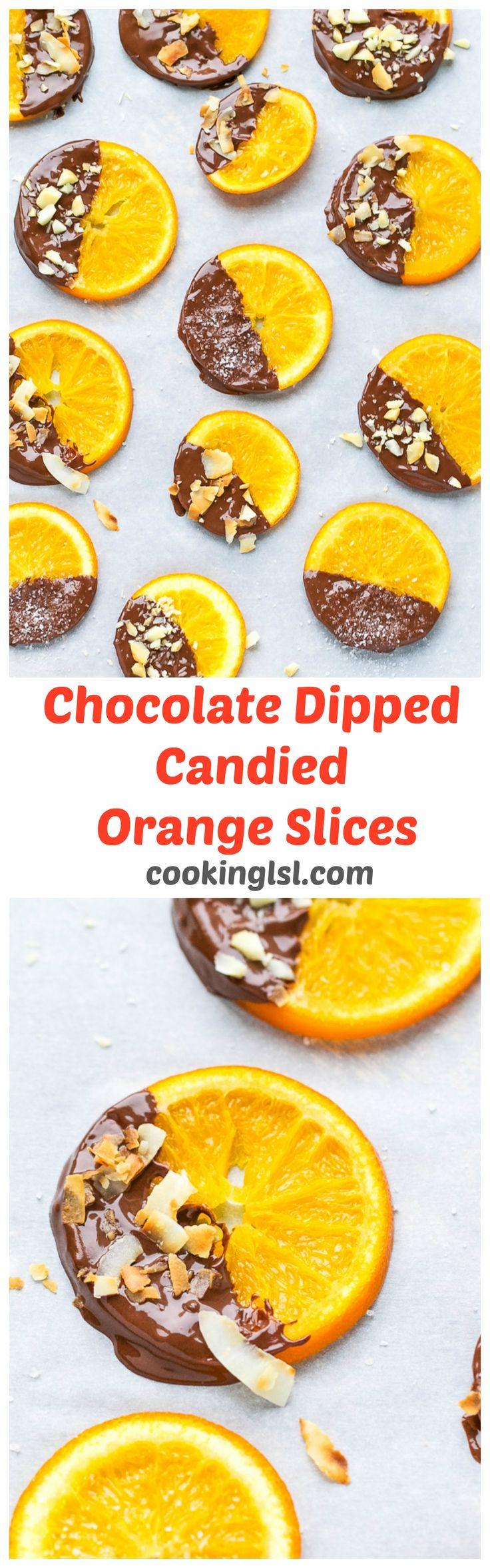 Best 25+ Candied orange slices ideas on Pinterest ...