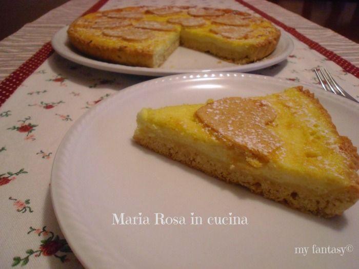 questa crostata alla ricotta al gusto di limone è una ricetta semplice e di facile esecuzione. La crema si prepara con...