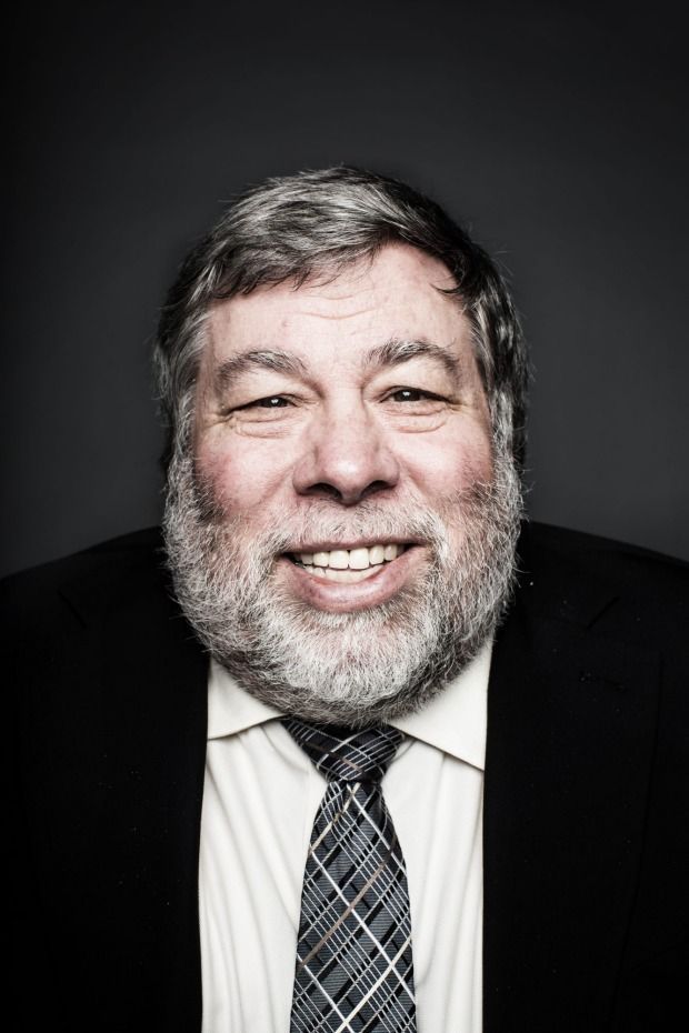 Apple co-founder Steve Wozniak on the Apple Watch, electric cars and the surpassing of humanity