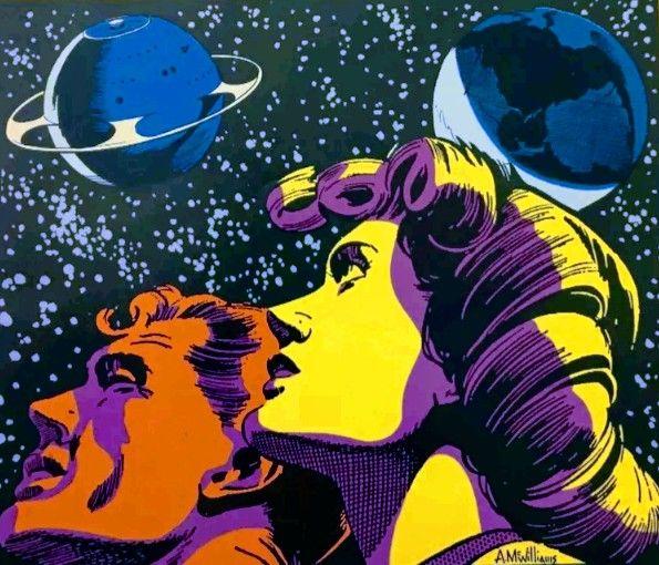 Science Fiction Classics- detail