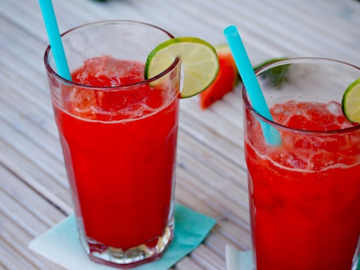Arthur's Coole Watermeloen Cocktails