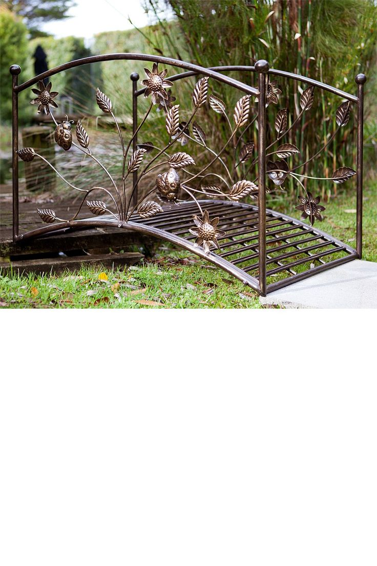 Small Ornamental Garden Bridges Woodworking Projects Amp Plans