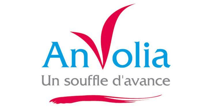 Création logo // Anvolia | Logos - Alphacoms Publishing | Pinterest ...