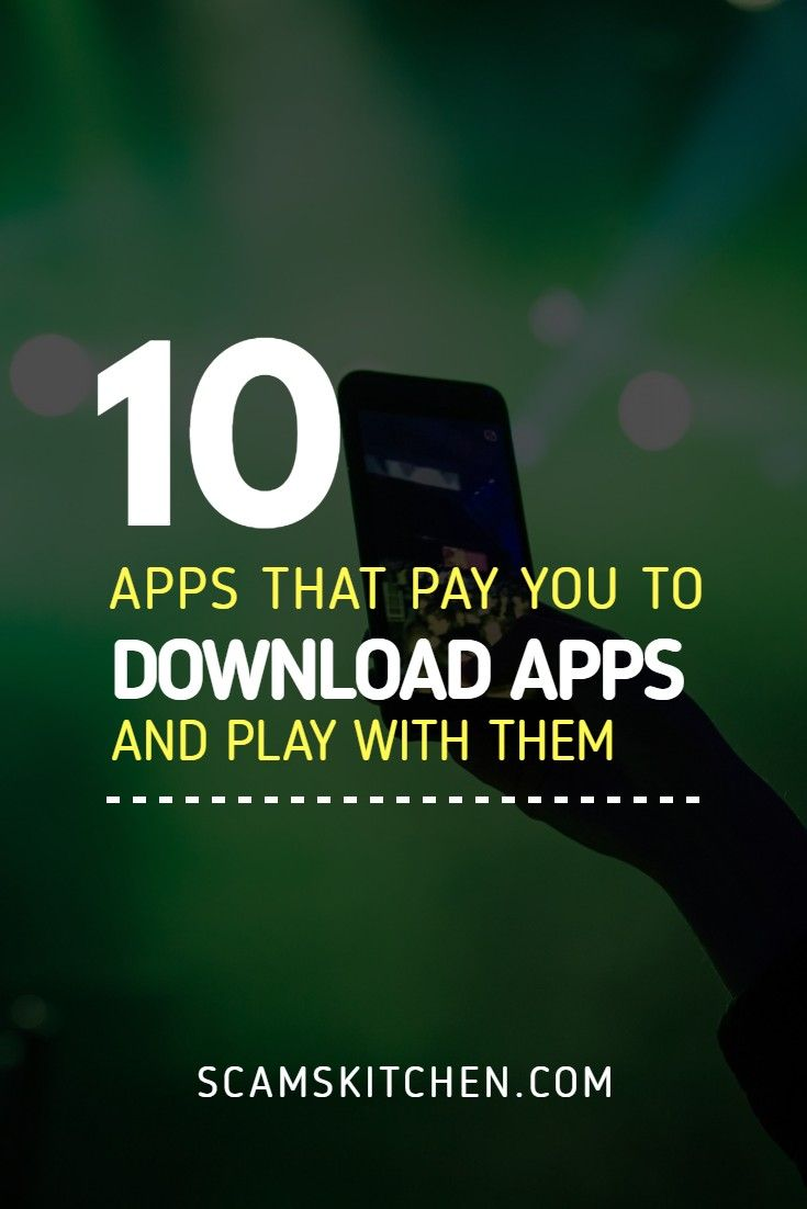 10 top apps that pay you to download other apps