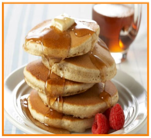 Gluten Free Cinnamon pancakes with maple syrup http://www.ibssanoplus.com/cinammon_pancakes_maple_syrup.html