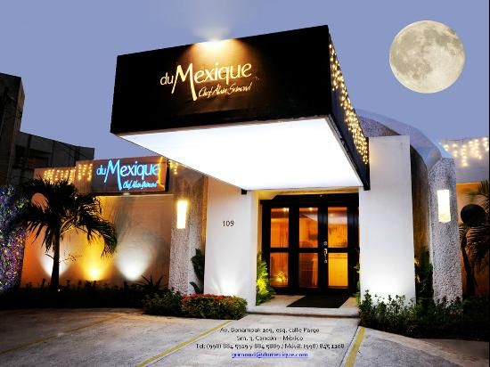 Du Mexique. French dinner party. Only 20 reservations a night. Ask the concierge to help.