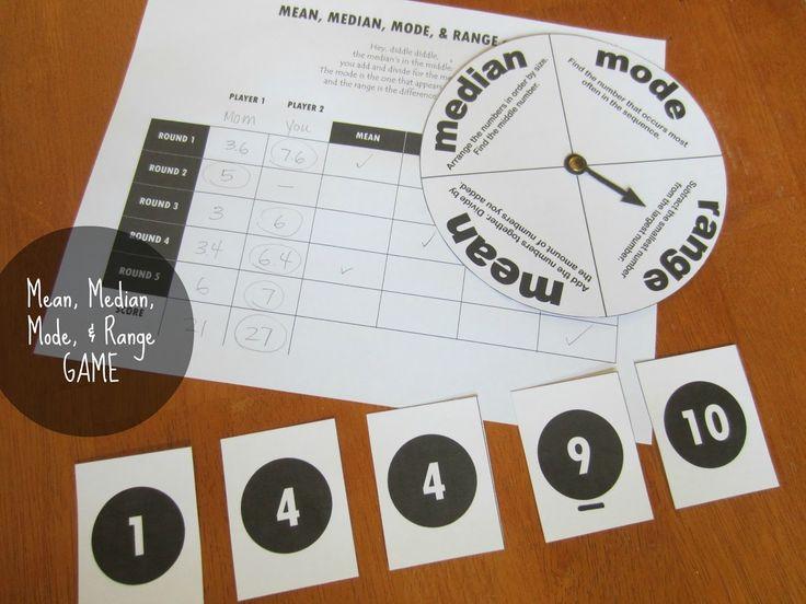 Range Math Is Fun ~ Best images about math activities on pinterest