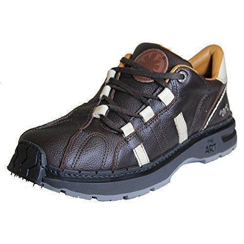 Oferta: 139.89€. Comprar Ofertas de The Art Company - Zapatos de cordones de Piel para hombre Marrón marrón One Size, color Marrón, talla 45 barato. ¡Mira las ofertas!