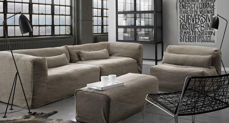 Canapé Bradford - Maison Corbeil