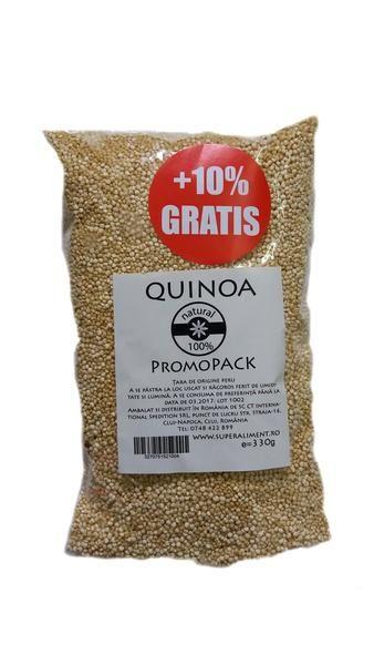 Quinoa, 330 gr. - crazybanana.eu