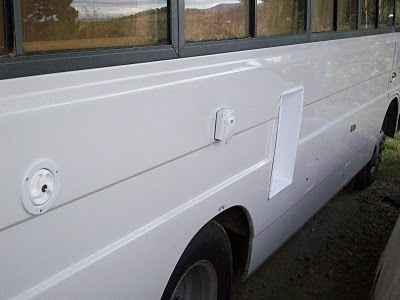 Bus Conversion Project tips for utilities.