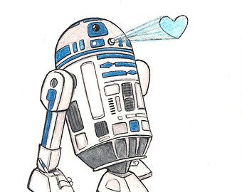 Items Similar To You Are The Droid Im Looking For Star