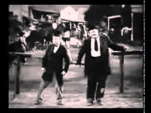 Laurel and Hardy and Santana - YouTube