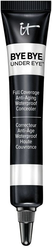 Bye bye under eye anti aging water proof concealer. This is one of my favorite products. Covers all flaws and does not leave creases or dry out my skin. I can't go with out it!!!!#ad