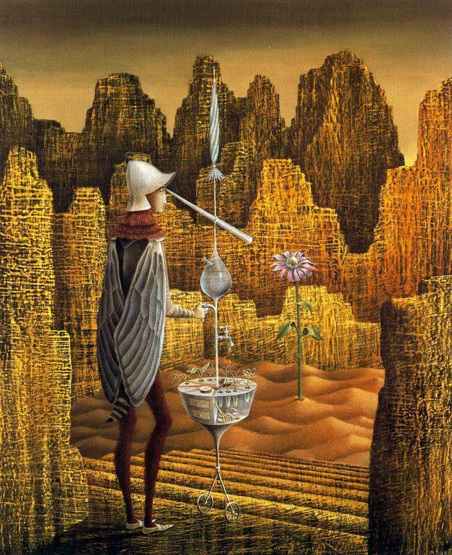 Inner Art: El Surrealismo Metafísico de Rermedios Varo..