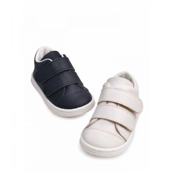 18af655940c Δερμάτινα βαπτιστικά παπούτσια για αγόρι Babywalker οικονομικά σε ...