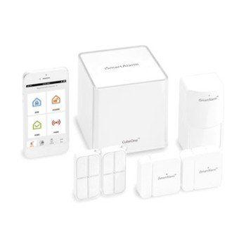 Alarme maison sans fil connectée ISMARTALARM | Leroy Merlin